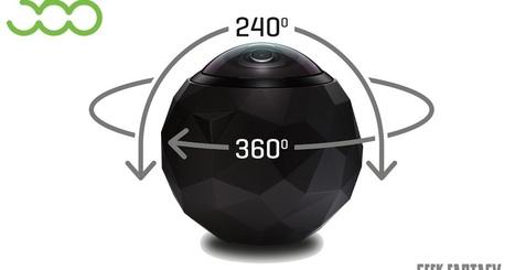 360Fly + VR = Geek Tech Dream! | Geek Fantasy | Heron | Scoop.it