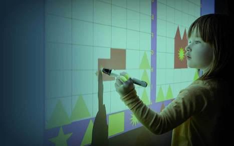 De la Craie à l'Ecran | Enfants et technologies - Children and technology | Scoop.it
