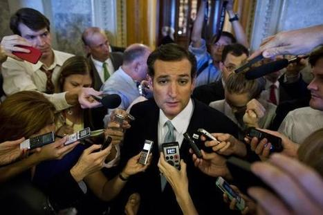 Cruz: If House GOP Stands Its Ground, Reid Cannot Fund Obamacare | Restore America | Scoop.it