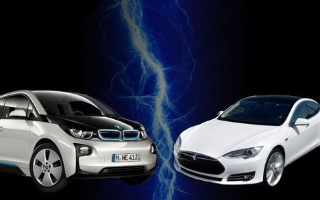 BMW Vs. Tesla: A Real Live Innovator's Dilemma | TechCrunch | Being Smart | Scoop.it