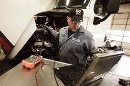 EMU: Technicians Try to Break Repair Code   Transport Topics Online   Trucking ... - Transport Topics Online   Truck Diagnostics   Scoop.it