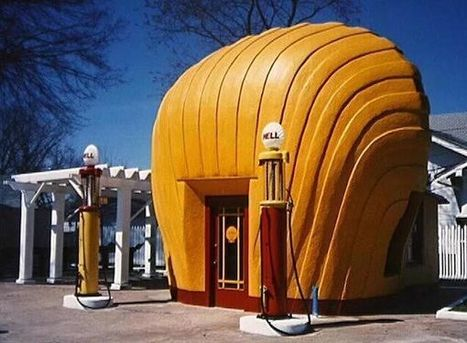 10 Amazing Examples Of Novelty Architecture - ODDEE | enjoy yourself | Scoop.it