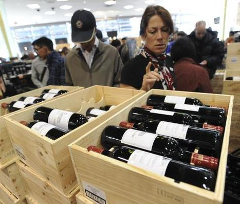 Vancouver wine-lovers stock up on 'greatest vintage ever'   Vitabella Wine Daily Gossip   Scoop.it