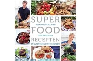 Boekrecensie: Superfood Recepten - Gezondheidsnet | Gezond | Scoop.it