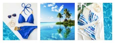 Favorite Designer Swimwear Blues | Luxury Designer Swimwear Fashion | Scoop.it