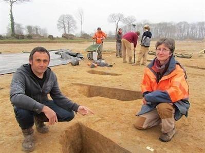 Exceptionnelle découverte d'une maison de l'époque néolithique , La Mézière | World Neolithic | Scoop.it