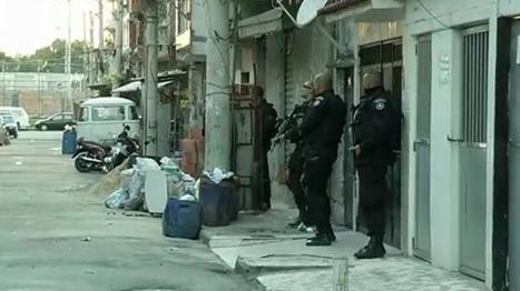 Brazilian police retake streets | Geography Education | Scoop.it