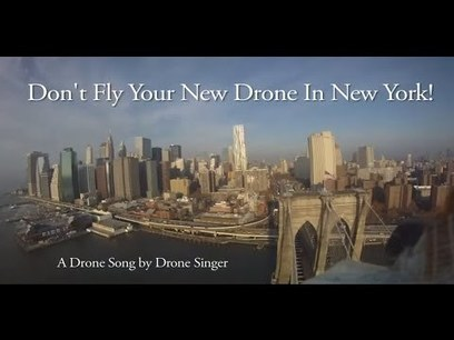 Take Flight with These 25 Drone Films From the NYC Drone Film Fest | Daring Fun & Pop Culture Goodness | Scoop.it
