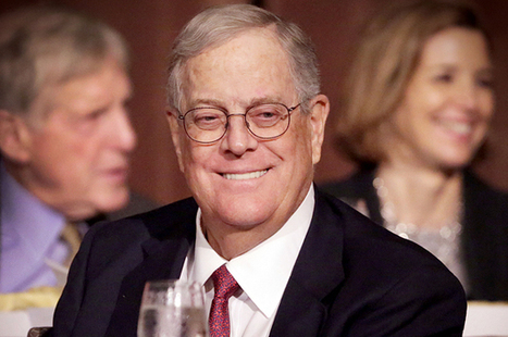 The Koch brothers just took a huge step toward a GOP civil war | Ethics? Rules? Cheating? | Scoop.it