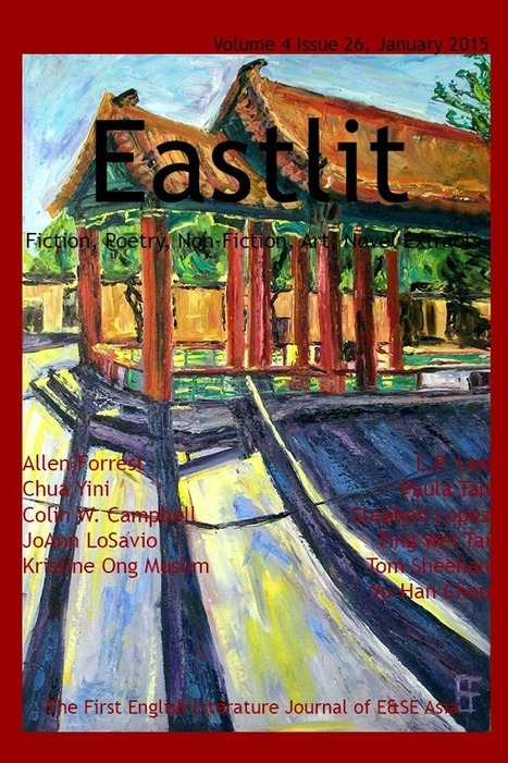 Current Issue | English Literature and Art in East & South East Asia | Scoop.it