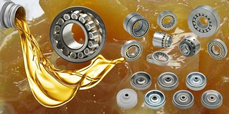 Important experiment of grease lubricated cylindrical roller bearings | Rollers and bearings manufacturers and exporters | Scoop.it