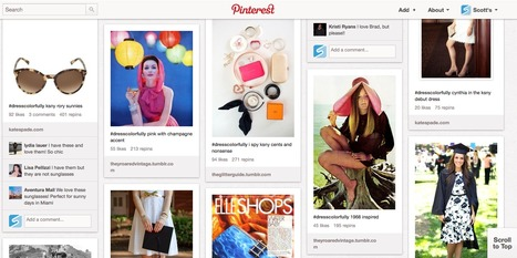Pinterest for Business: 3 Companies That Have it Down | Business 2 Community | Pinterest | Scoop.it