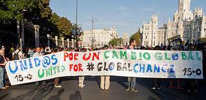 Movilización mundial del 15 de octubre de 2011 - Wikipedia #marchabruselas #walktobrussels | The Marches to Brussels | Scoop.it