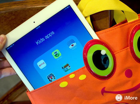 Best iPhone and iPad apps to take traveling with the kids   iMore   How to Use an iPhone Well   Scoop.it