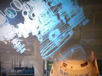 Le laboratoire d'Iron Man revisité par Elon Musk | Innovative technology | Scoop.it