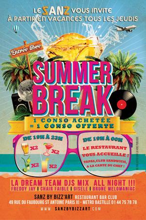 Summer Break - 90 BPM | ATH VIRTUAL STATION | Scoop.it