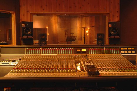 Give a future superstar a kids recording studio experience to remember! | Music Recording Studios in Glasgow | Scoop.it