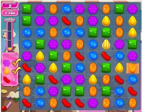 Candy Crush Saga: une ascension fulgurante, une entrée en Bourse… et des doutes | Gamification | Scoop.it