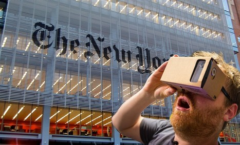 You don't need to be the NYTimes to do VR | Documentary Evolution | Scoop.it