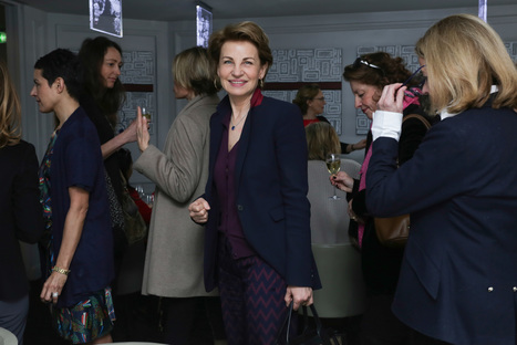 """Clara Gaymard: """"At the Women's Forum, we talk about issues that are changing the world.""""   Women empowerment   Scoop.it"""