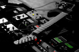 Guitar Pedals Explained - Tunessence Blog | Guitar | Scoop.it