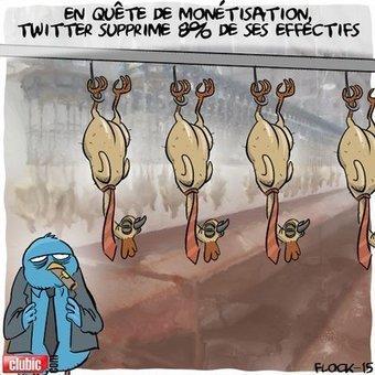 #Twitter ne séduit pas en dehors de son cercle | Social media | Scoop.it