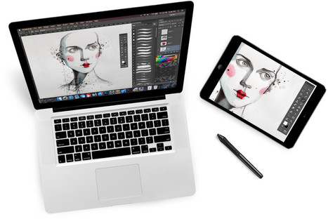 Astropad - Your Mac & iPad Drawn Together | Graphic Coaching | Scoop.it