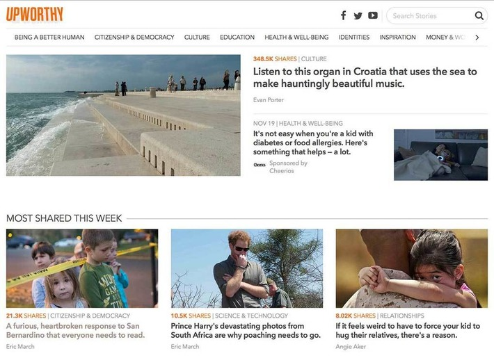 20 websites that publish terrific content to curate | The Social Media Times | Scoop.it
