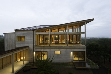 Coastal Residence by Boora Architects | sustainable architecture | Scoop.it