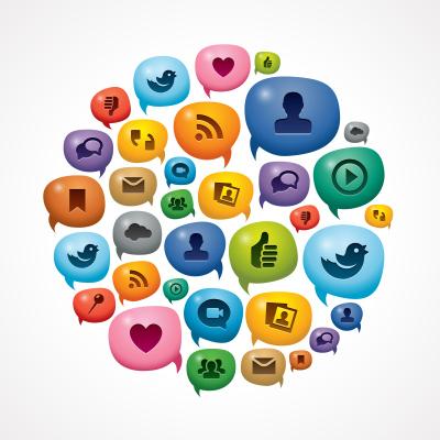 Social media, offline and online media - Tuffill Verner Associates   Wk7- The power of ideas; integration across all media.   Scoop.it