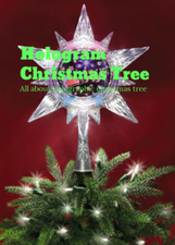 Hologram Christmas Tree | Christmas Gifts Guide | Scoop.it