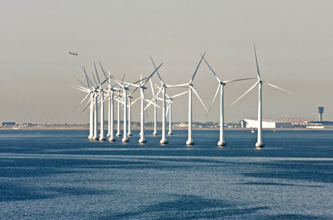 Six acteurs de référence de l'éolien offshore s'associent pour un projet industriel ambitieux pour la France | Le groupe EDF | Scoop.it