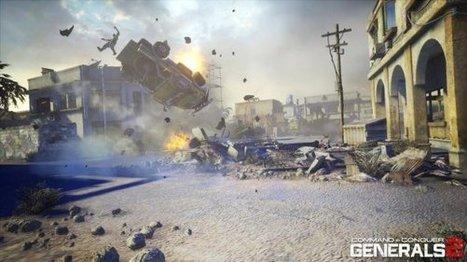 Command & Conquer Generals 2   Best Video Games   Scoop.it