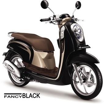 Harga Honda Scoopy FI 2013 | daftar harga otomotif | Scoop.it