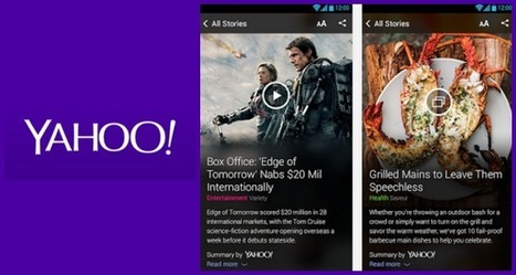 Yahoo ofrece revistas digitales | EDUCACIÓN 3.0... | Aprendiendo a Distancia | Scoop.it