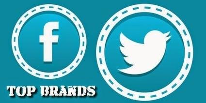 I Top Brands di gennaio su Facebook e Twitter   my blog   Scoop.it