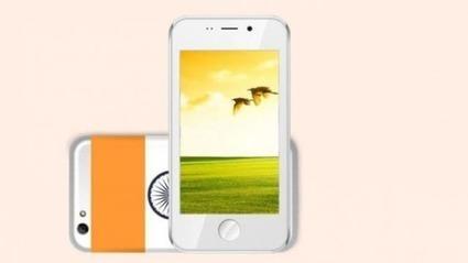 Le smartphone indien à 3 euros livré à partir du 30 juin !   Freewares   Scoop.it