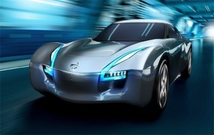Nissan Electric Sports Car Still In The Works - Gas 2 | Heron | Scoop.it