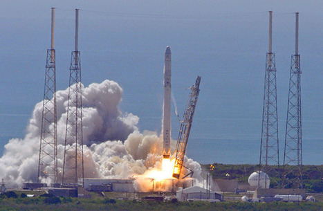 SpaceX Won't Give Up | The NewSpace Daily | Scoop.it