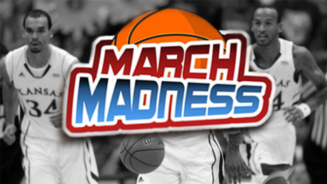 NCAA's March Madness Gets Big Digital Scores | college student athlete | Scoop.it