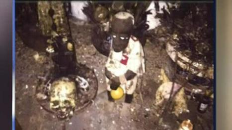 Police raid Connecticut home, find human skulls, coffin, and Santeria alter   Archaeology, Culture, Religion and Spirituality   Scoop.it