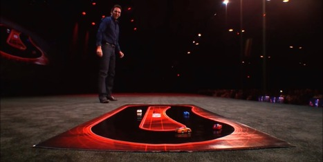 Anki Thinks It's Solved 3 Major Problems In Robotics | Online Gaming For The Win | Scoop.it