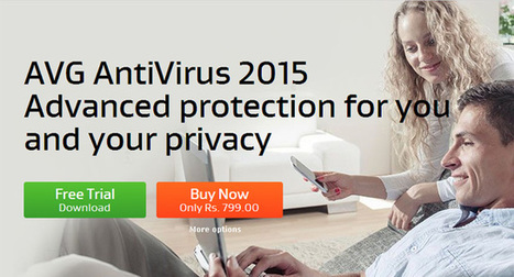 Download AVG AntiVirus 2015 - AVG 2015 | freeallsoftwares.com | Internet Security | Scoop.it