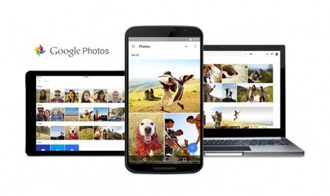 The new Google Photos service offers unlimited storage for your photos and videos | ICT Nieuws | Scoop.it