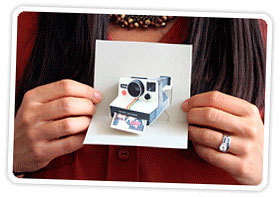 DIY: Surprise Friends with Polaroid Pop-Up Cards! | Artdictive Habits : Sustainable Lifestyle | Scoop.it