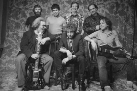 25 Years Ago: Bob Dylan and the Grateful Dead Release 'Dylan & the Dead' | Jam scene | Scoop.it
