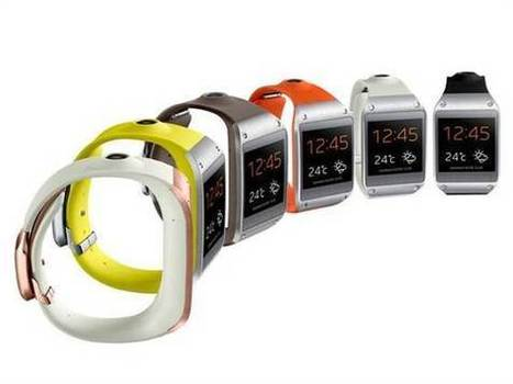 New Samsung Galaxy Gear Smartwatch is a dud   Technology Gadgets and Trends   Scoop.it
