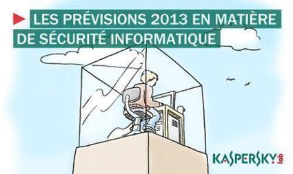 Sécurité informatique: que faut-il craindre pour 2013? | Veille sécuritaire SI | Scoop.it