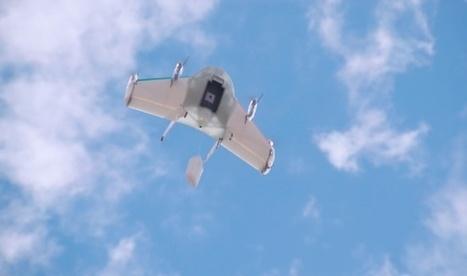 Inside Google's Secret Drone-Delivery Program | Outbreaks of Futurity | Scoop.it