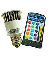 Remote Controlled RGB LED Light Bulbs. RGB Color Changing LED Light Bulbs | LED Lights | Scoop.it
